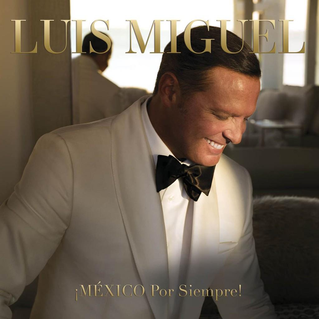 Luis Miguel, 'México Por Siempre'