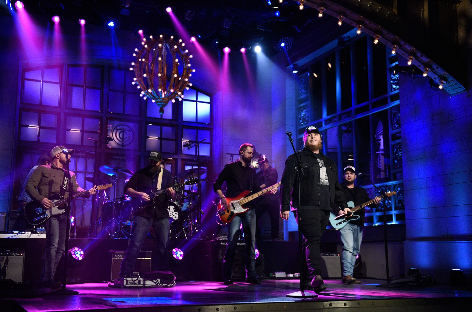 Luke Combs 'Does' It Again, Topping Country Airplay Chart With Eric Church