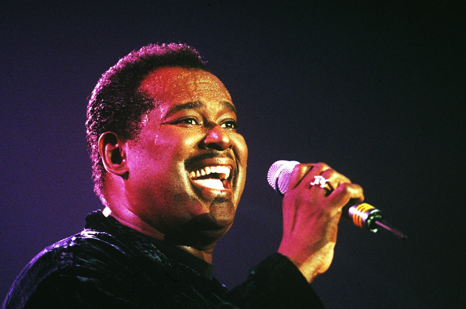 Luther Vandross, 1995