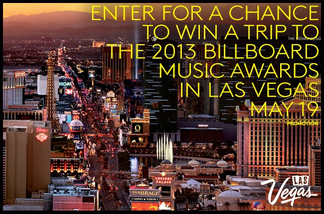 Win a Trip to Las Vegas for the 2013 Billboard Music Awards