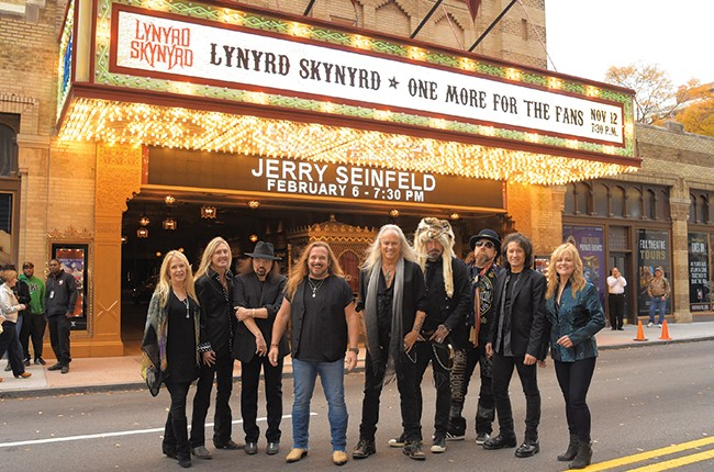 Lynyrd Skynyrd at The Fox Theatre One More For The Fans 2014