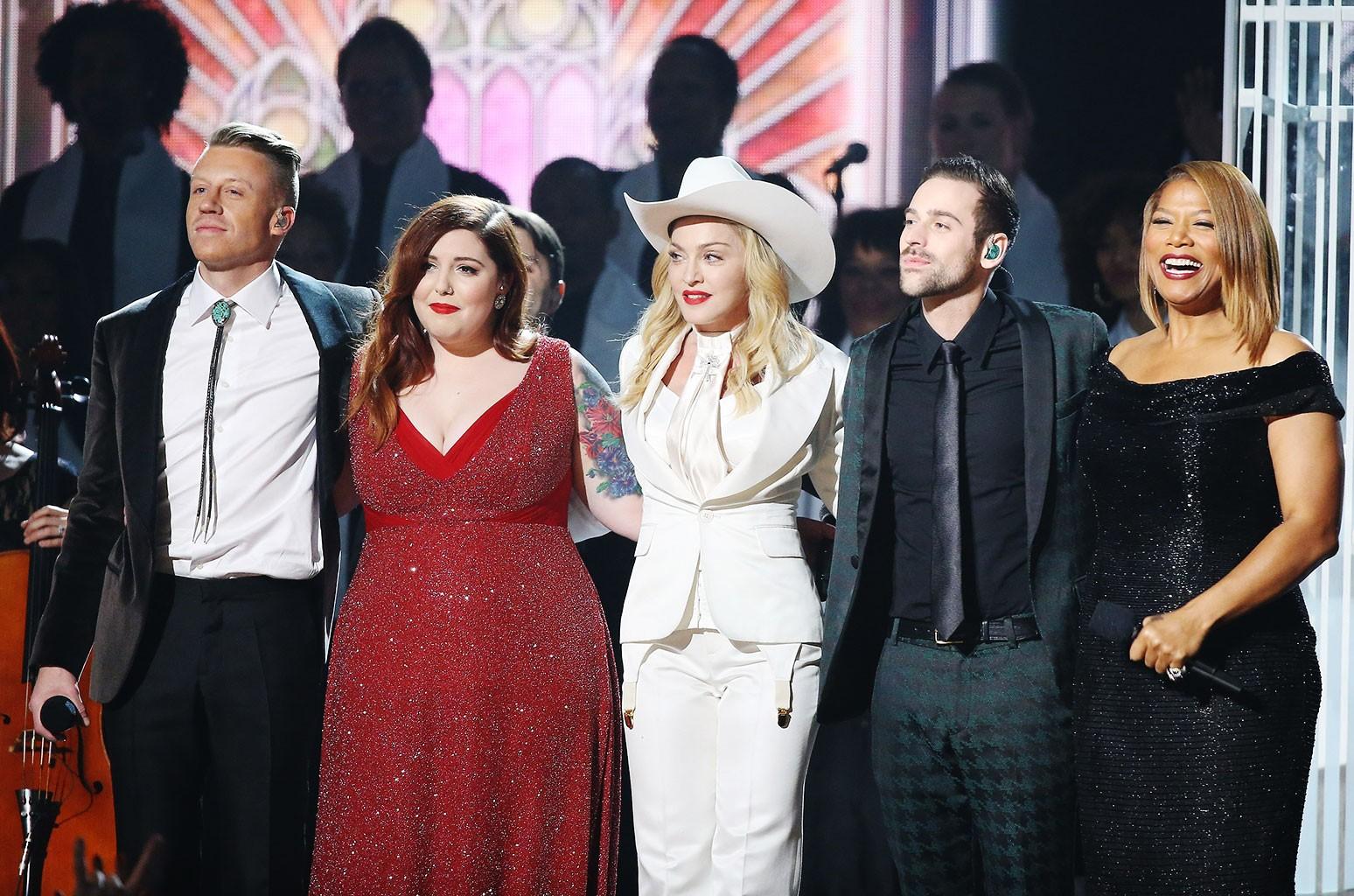5 Grammy Moments That Reaffirmed The Lgbtq Community Billboard