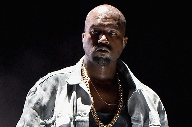 Kanye West performs at the 2014 Made In America Festival