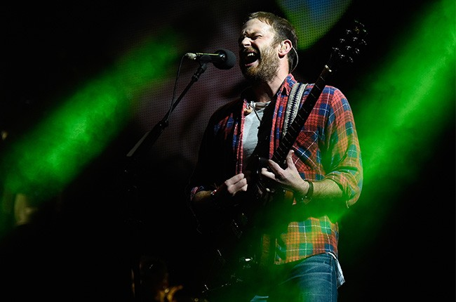 Kings of Leon performs at the 2014 Made In America Festival