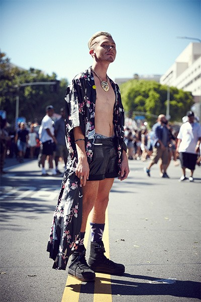 Made In America 2014 Festival Street Style