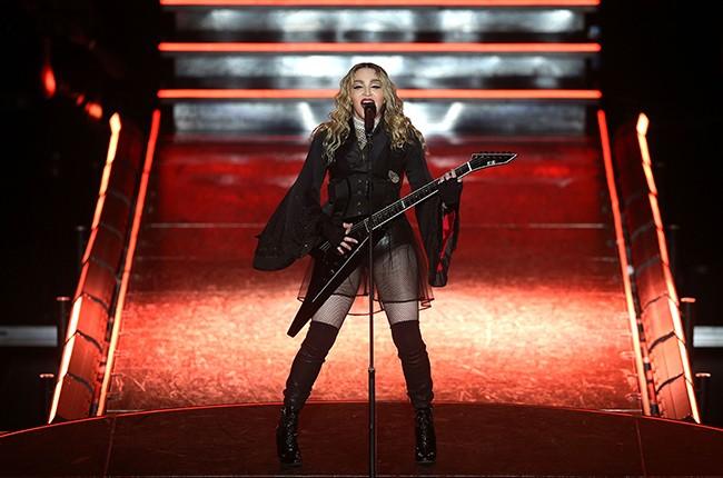Madonna  Rod Laver 2016