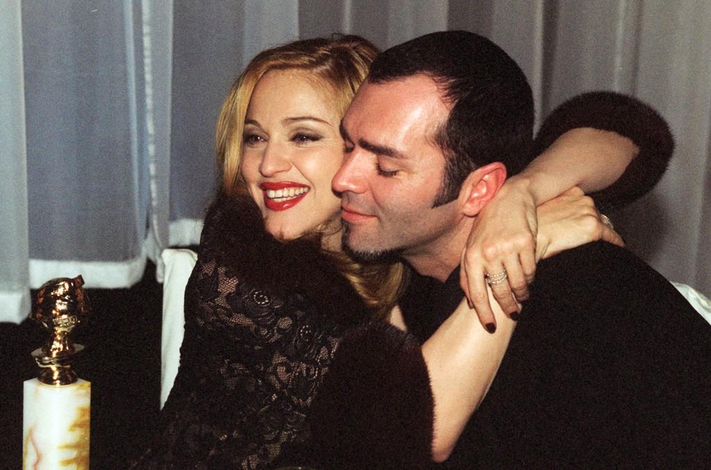 Madonna & Christopher Ciccone, 1997