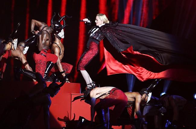 Madonna Brit Awards 2015