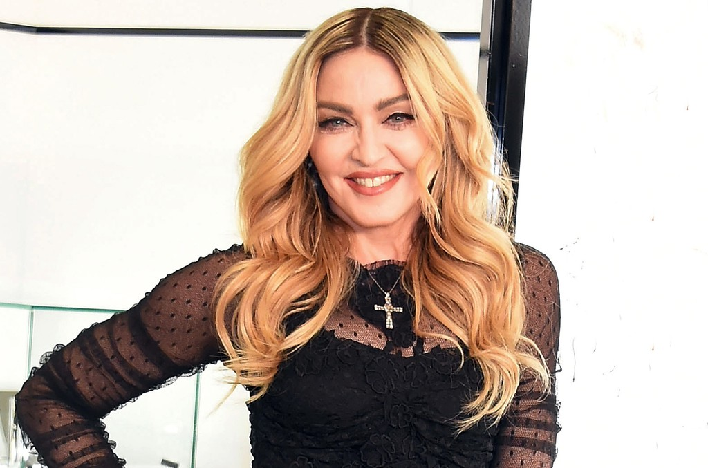 Madonna photographed in 2016