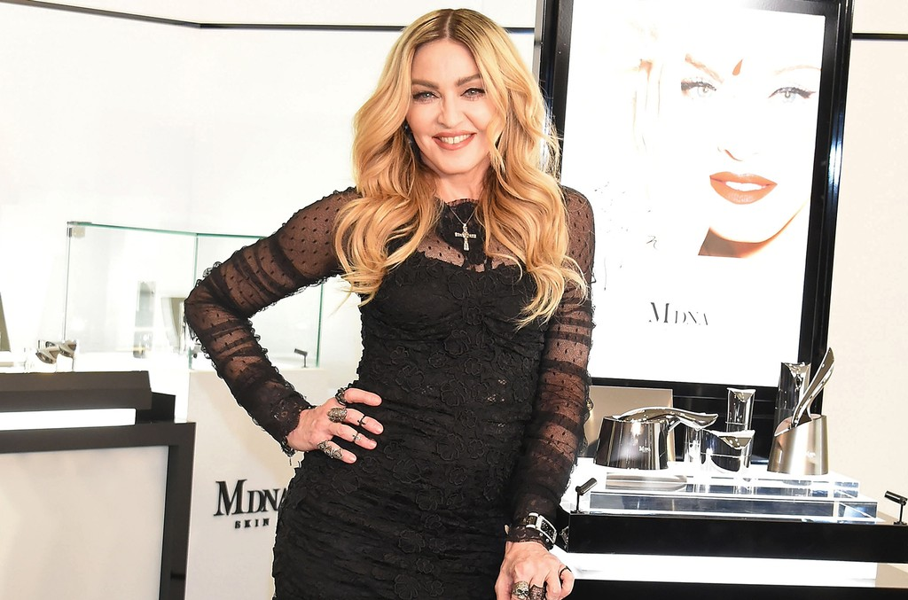 Madonna in 2016.