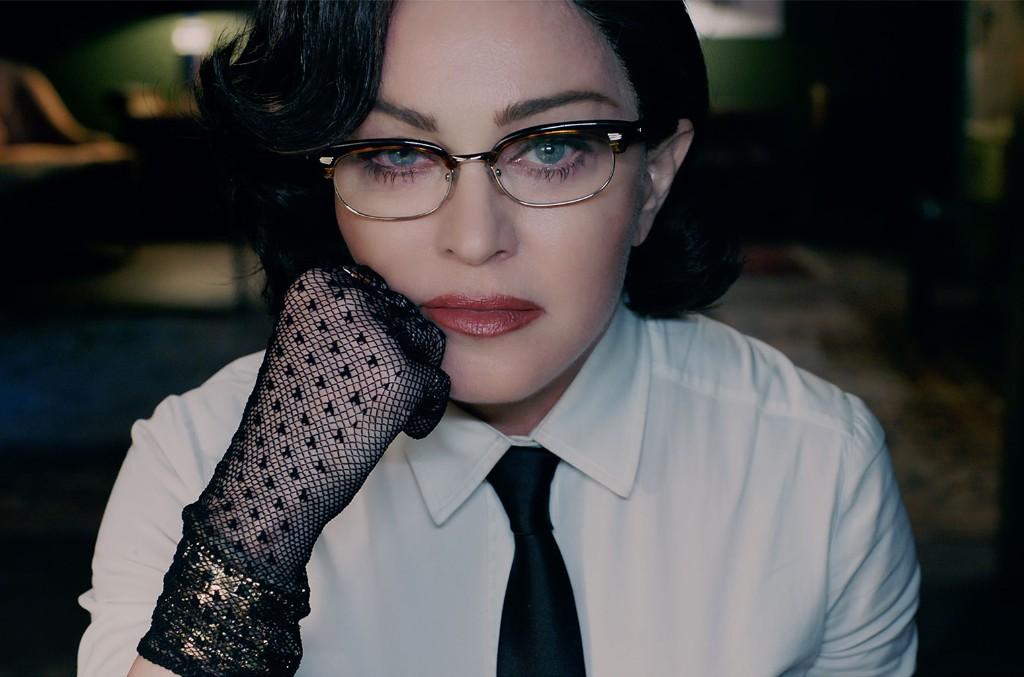 "Madonna, ""God Control"""