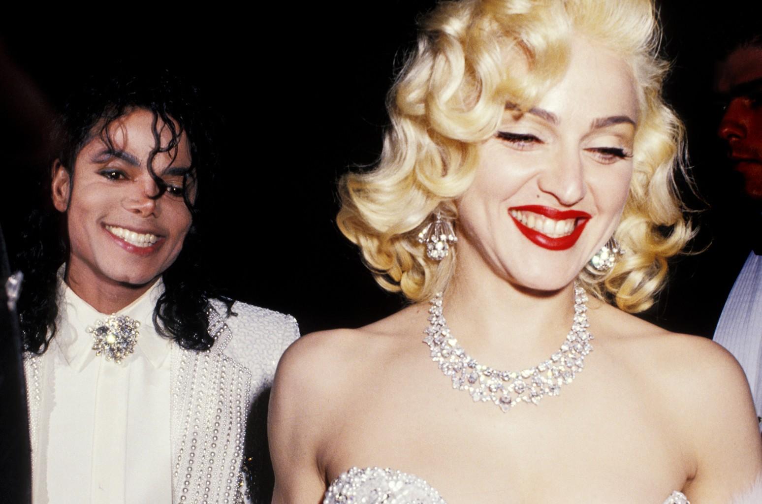 Madonna, Michael Jackson Had 'Best Date Ever' at Oscars in 1991 | Billboard  | Billboard