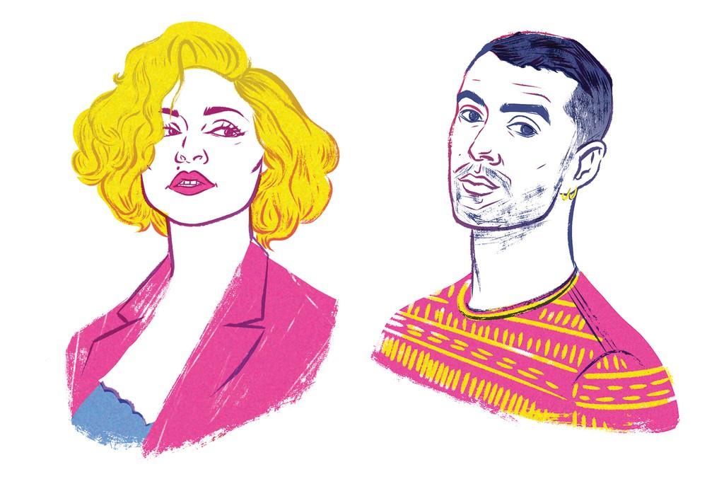 Madonna & Sam Smith