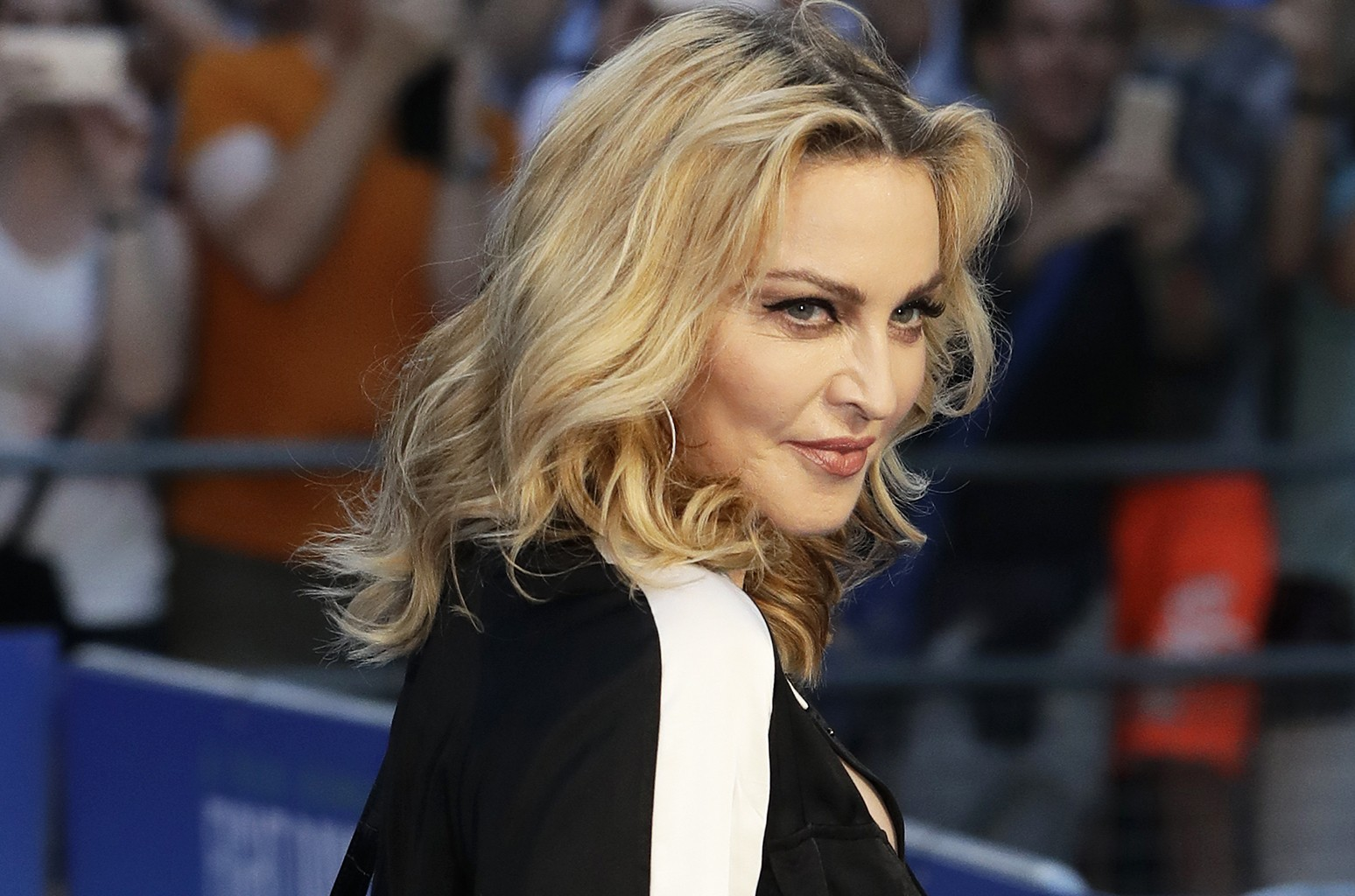 Madonna in 2016