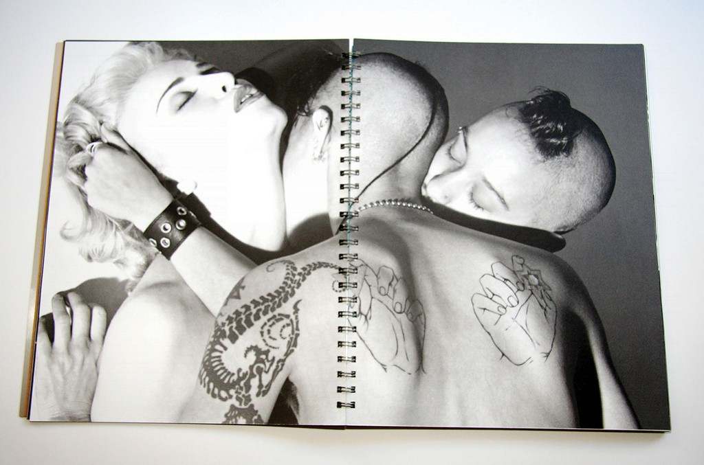 Madonna's photo-book, 'Sex'