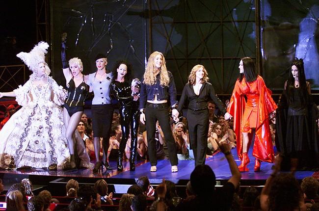 Musicians With Drag Queen Look Alikes Billboard Billboard