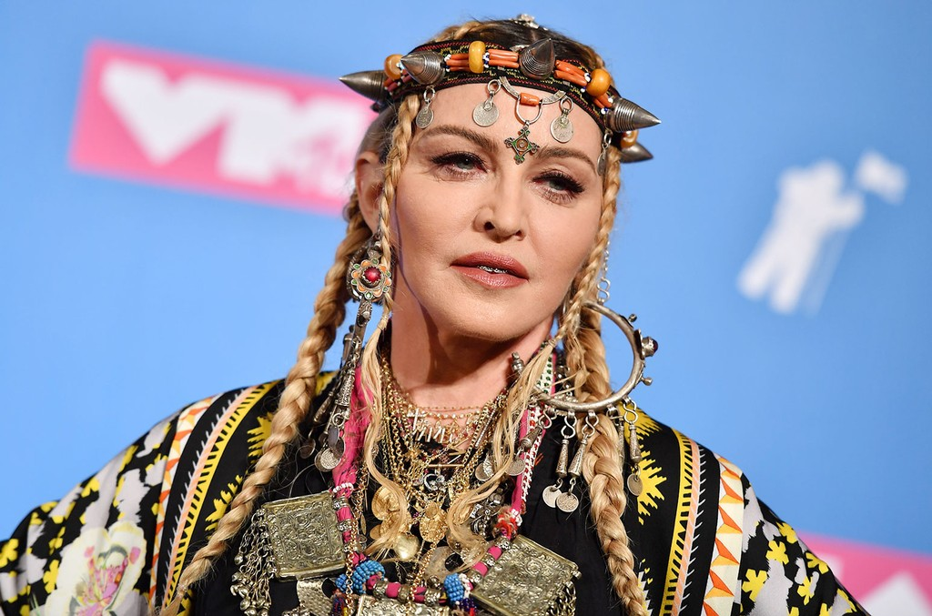 A prostitute madonna was Death of