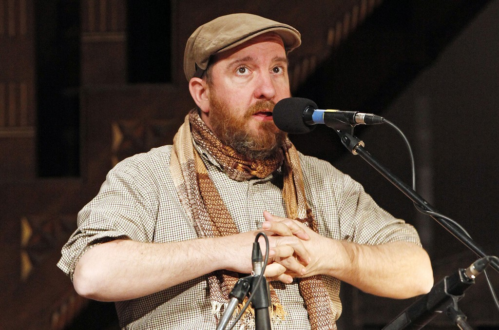 Stephin Merritt of The Magnetic Fields performs in Berlin