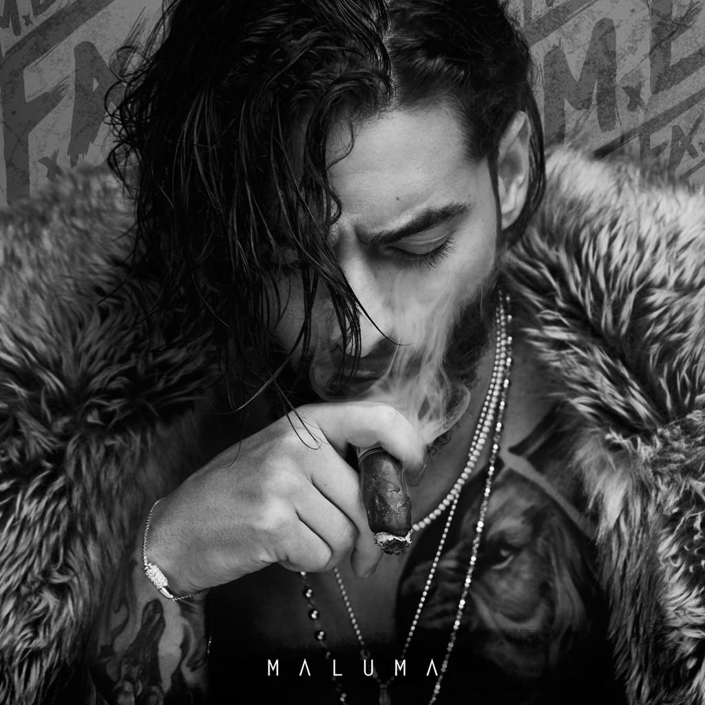 Maluma, 'F.A.M.E.'