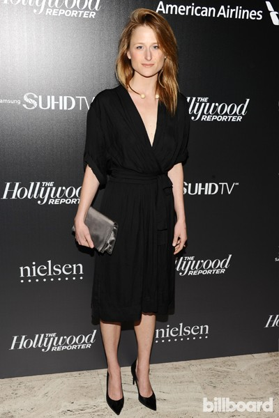 Mamie Gummer attends The 35 Most Powerful People in Media hosted by The Hollywood Reporter