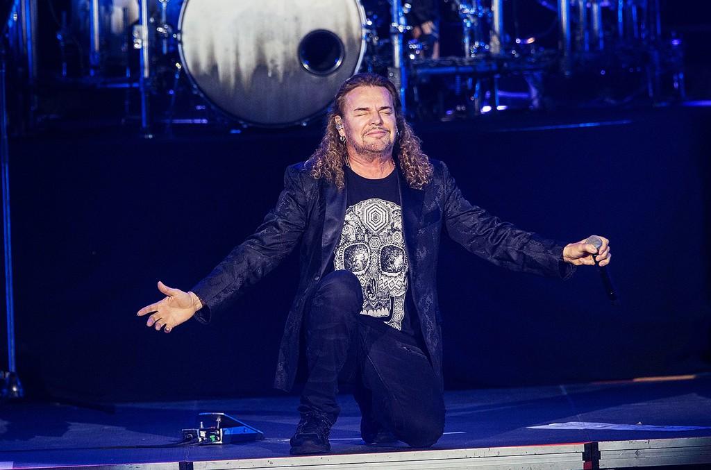 Mana performs at Viejas Arena