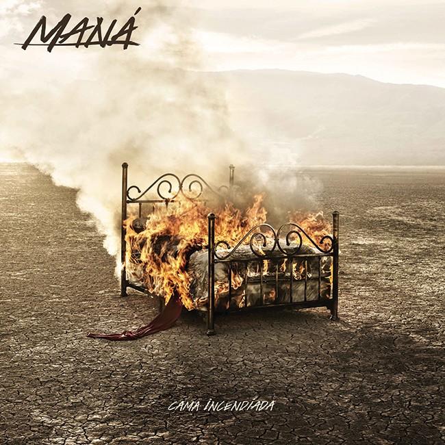 mana cama incendiada 2015 album
