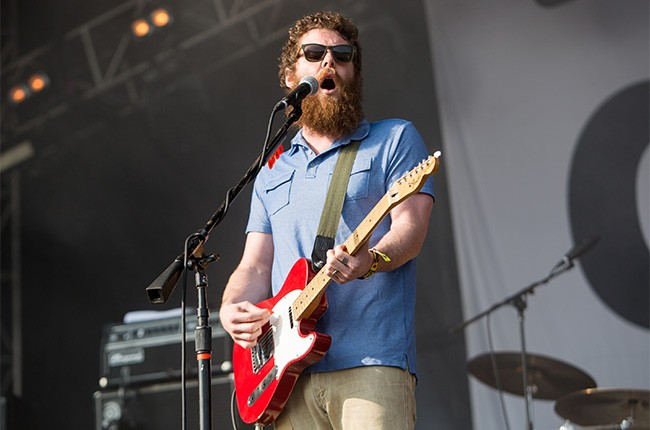 Manchester Orchestra at Lollapalooza 2014
