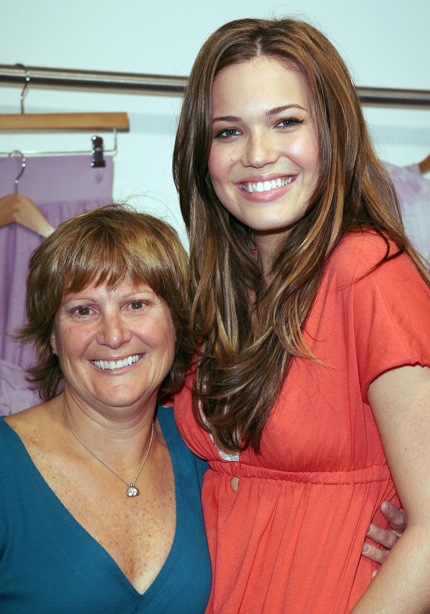 Mandy Moore & Stacy Moore, 2006