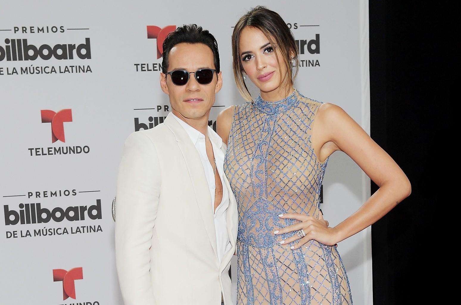 Marc Anthony & Shannon de Lima