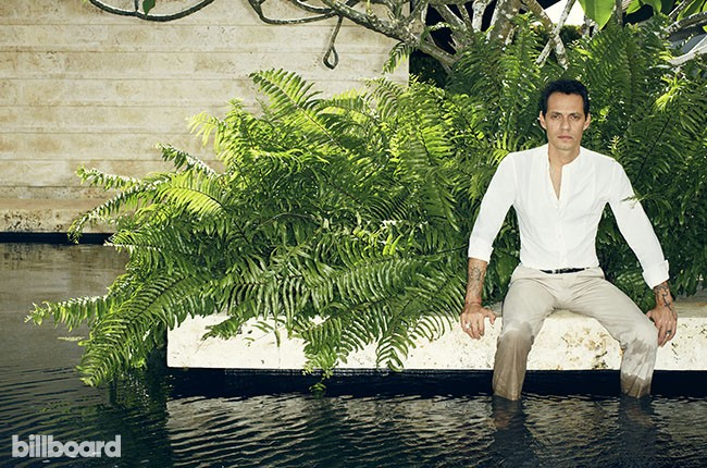 Marc Anthony in the Dominican Republic