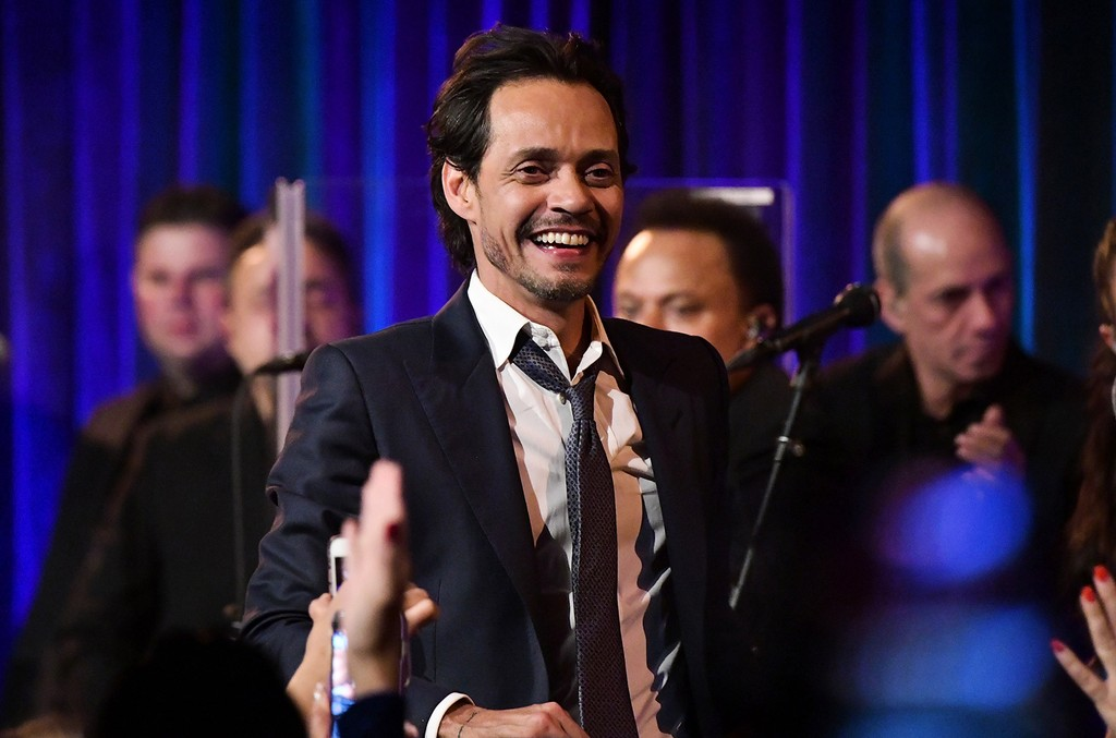 Marc Anthony performs onstage at the Maestro Cares Foundation's fourth annual 'Changing Lives/Building Dreams' gala at Cipriani Wall Street on March 21, 2017 in New York City.