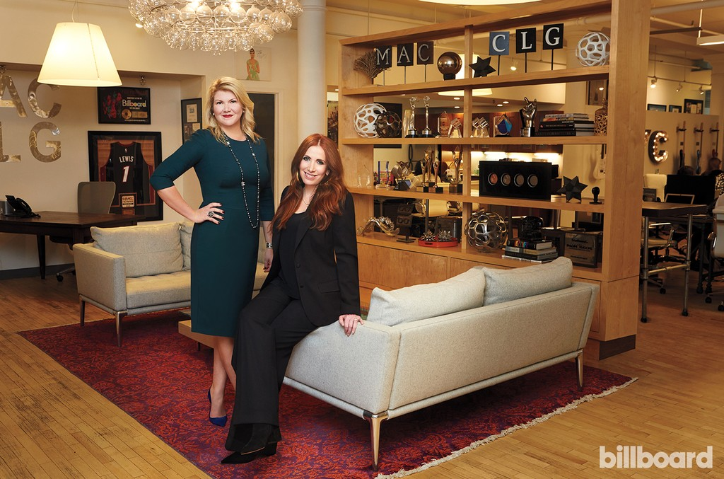Marcie Allen & Cara Lewis