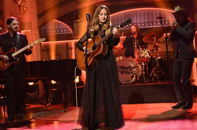 Margo Price Saturday Night Live 2016