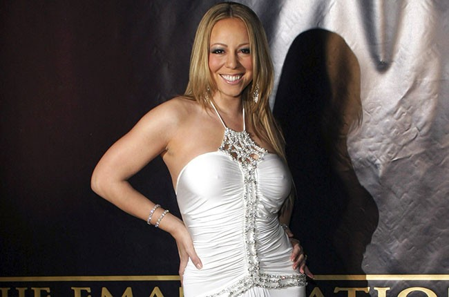 Mariah Carey, 2005.