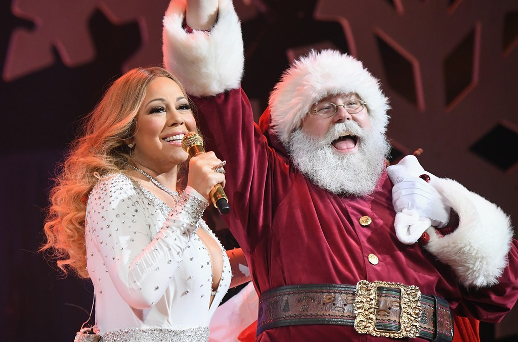 Mariah Carey: All I Want For Christmas Is You