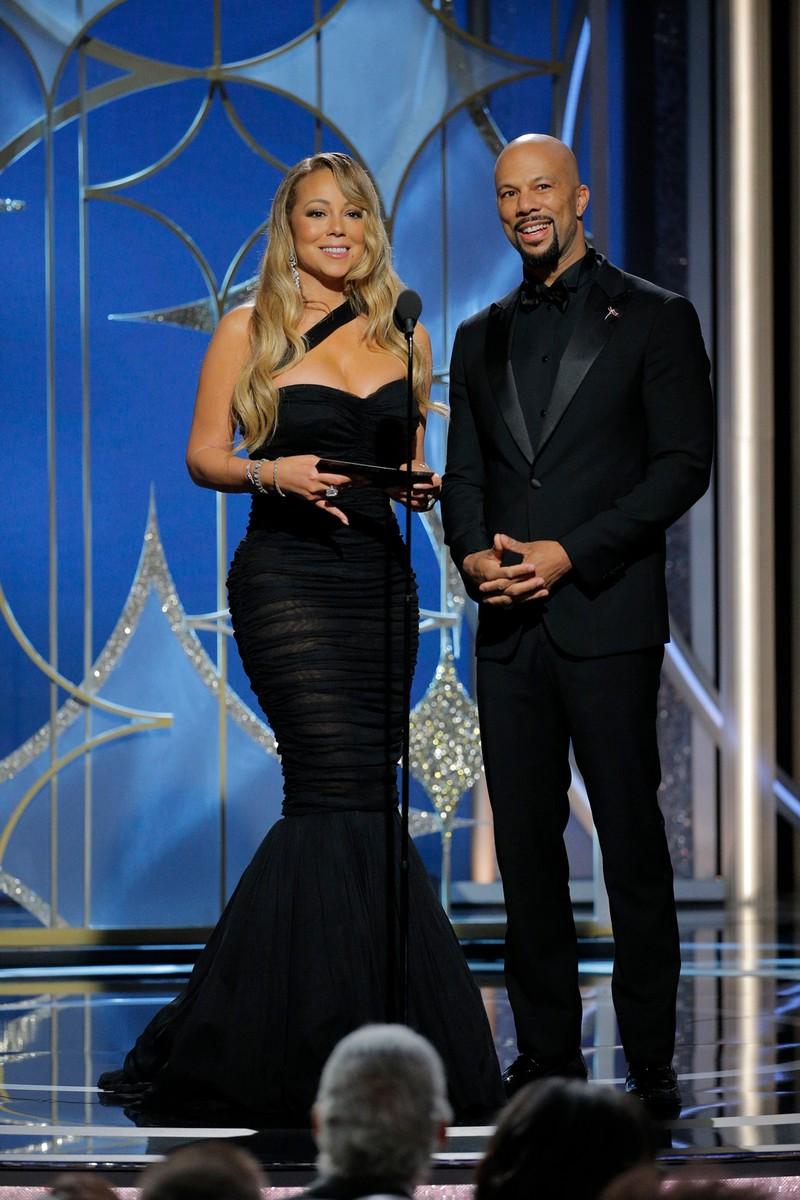 Mariah Carey & Common, 2018