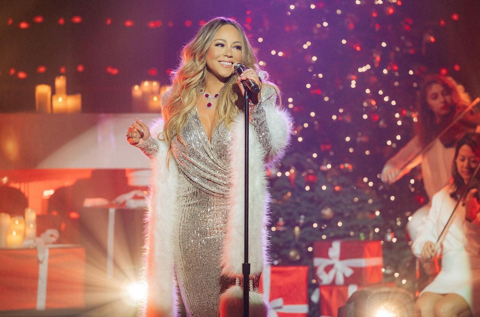 Mariah Carey James Corden