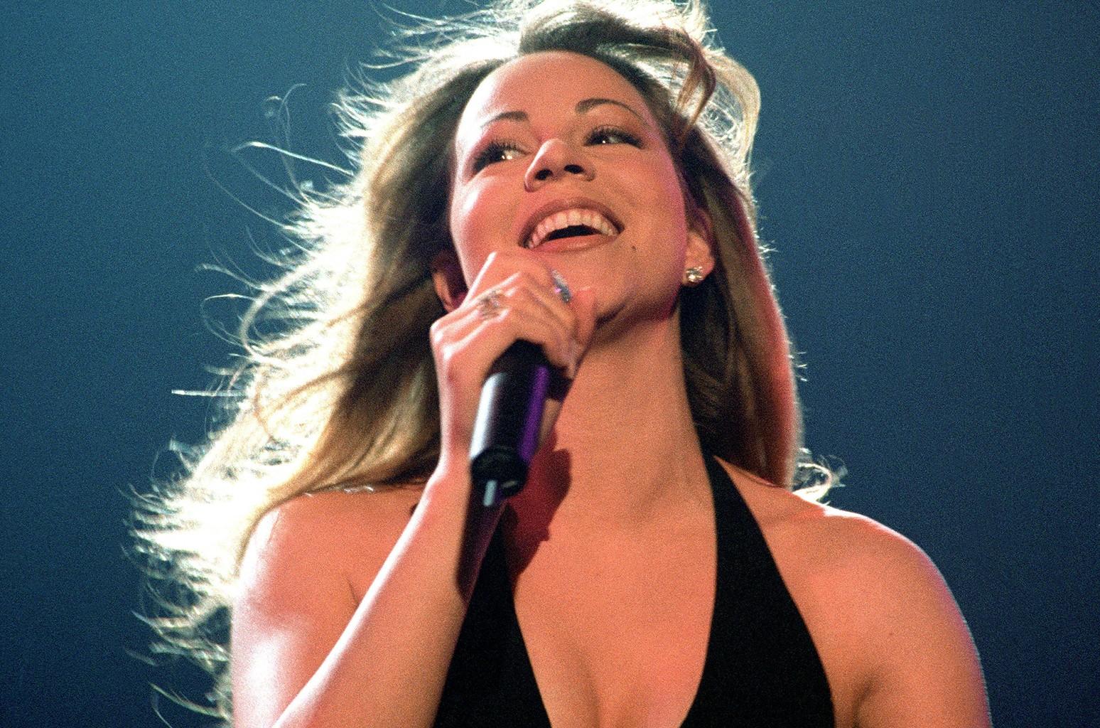 Mariah Carey, 1996