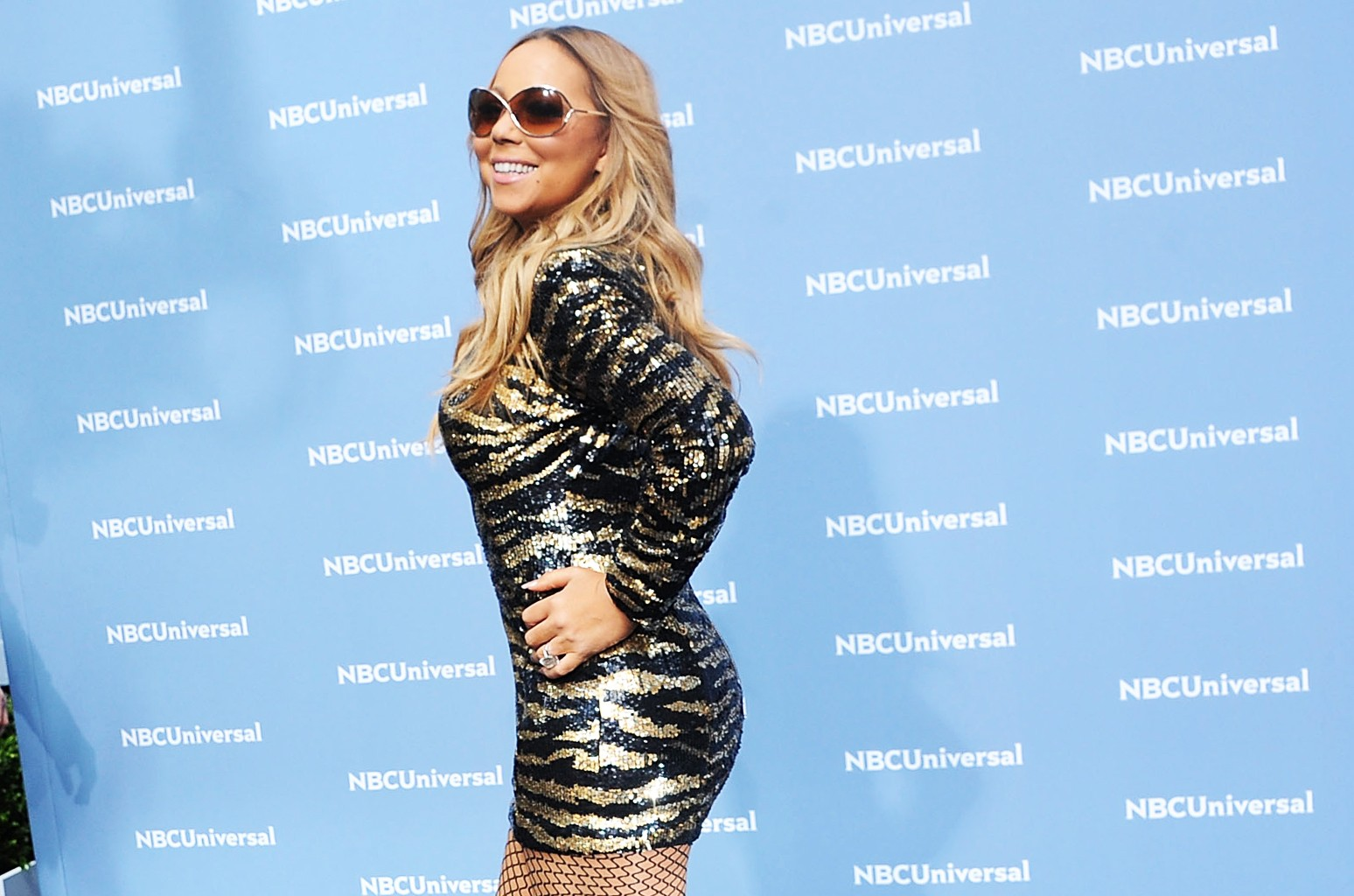 Mariah Carey for 'Mariah's World' Upfront, 2016