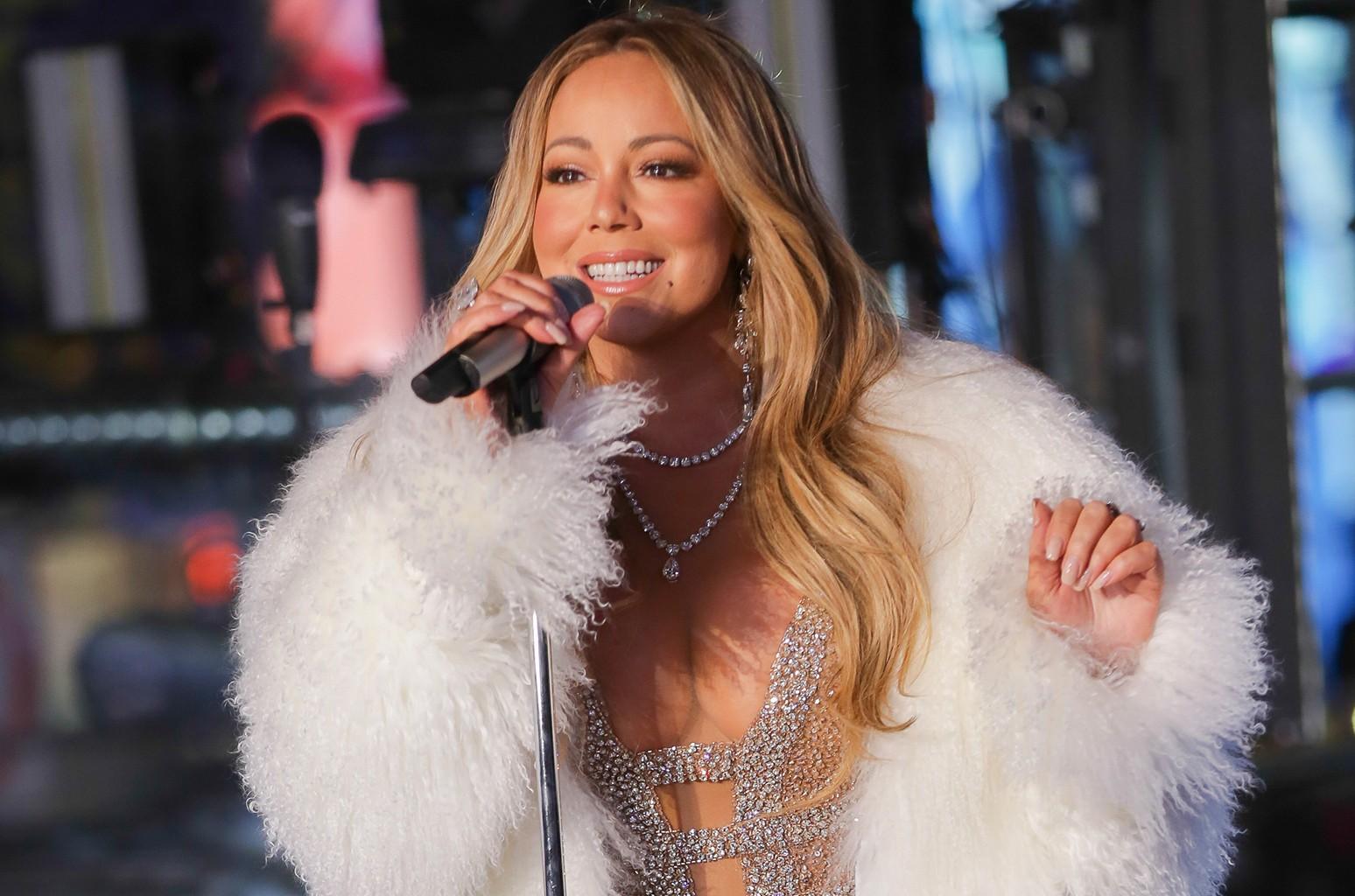 Mariah Carey, 2017