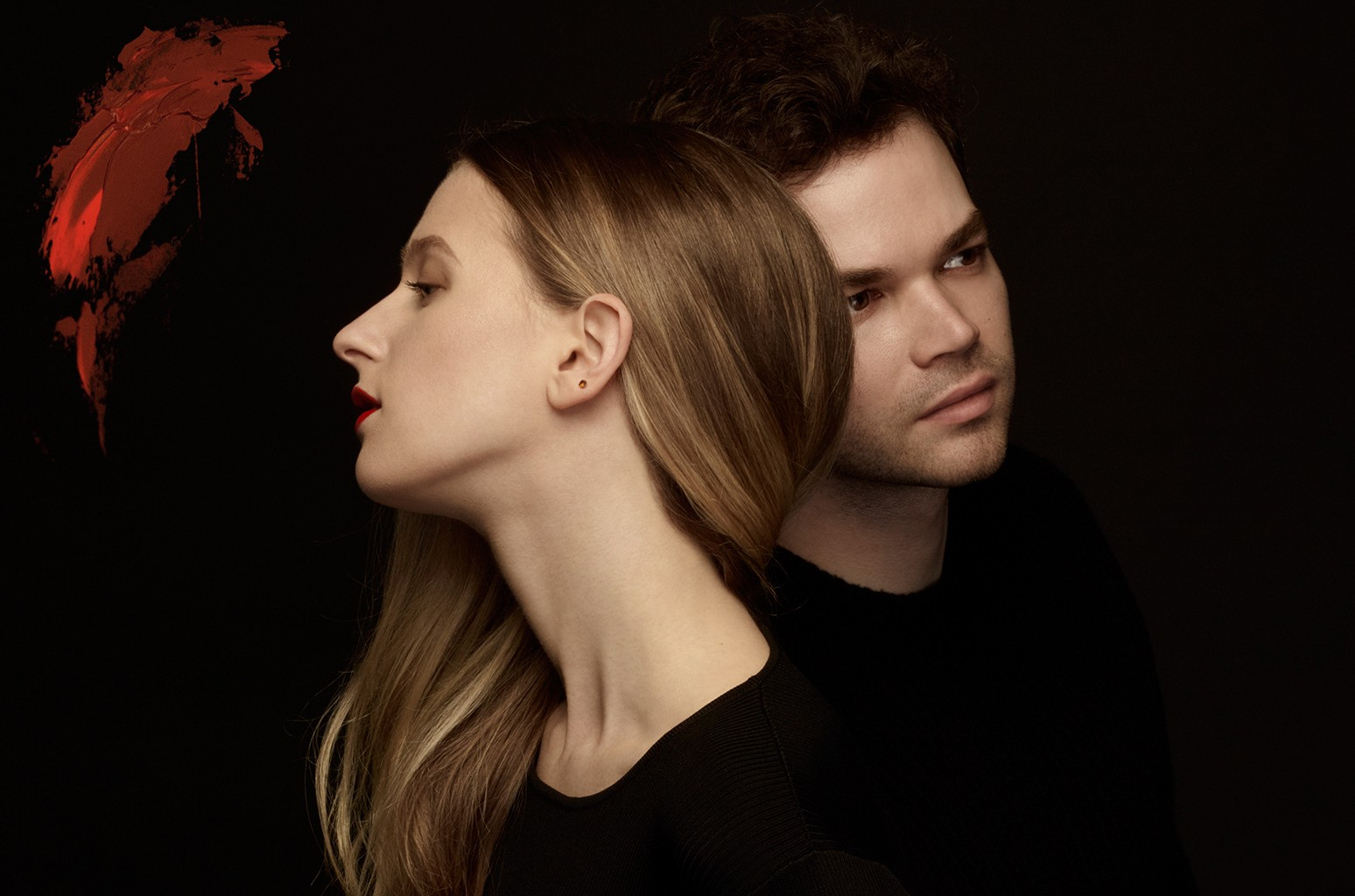 Marian Hill photographed in 2016