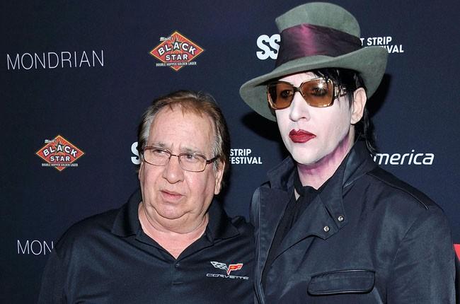 Marilyn Manson, Hugh Warner