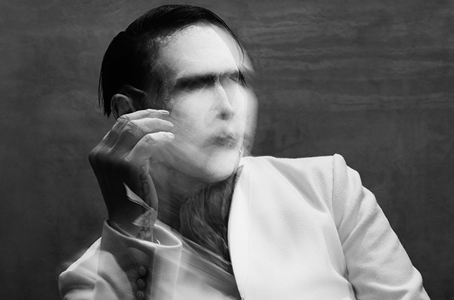 Marilyn Manson -- The Pale Emperor -- 2014