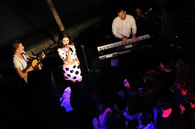 Marina and the Diamonds perform at the Royal Palm South Beach Miami on June 16, 2015.