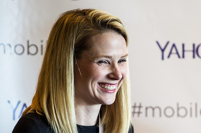 Marissa Mayer, president and chief executive officer at Yahoo