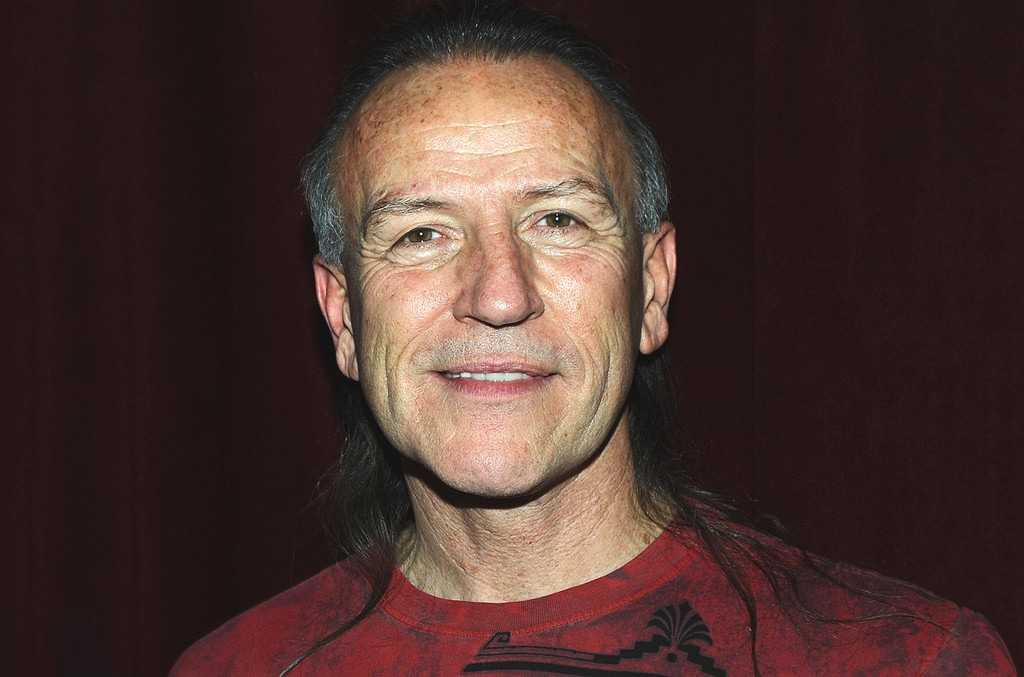 Mark Farner attends the 2011 Rock & Roll Fantasy Camp at BB Kings on Jan. 17, 2011 in New York City.