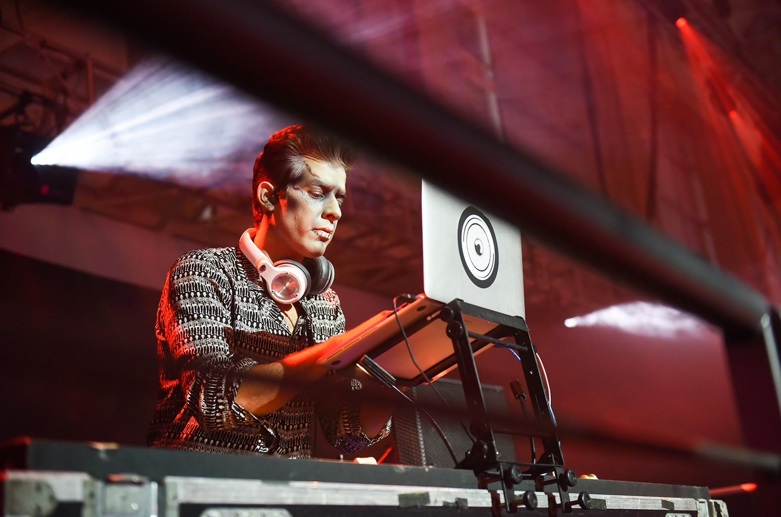 Mark Ronson performs during We Are the Night