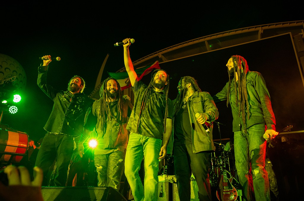 Marley Brothers Jamrock Cruise
