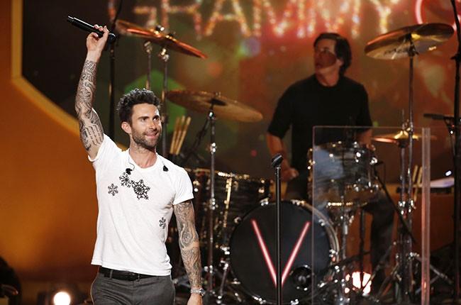 Maroon 5, A Very Grammy Christmas