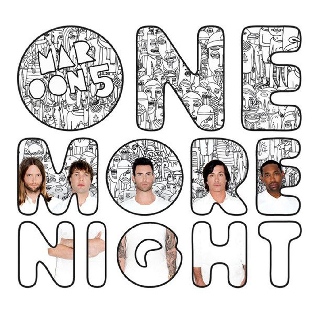 """""""One More Night"""" Maroon 5"""